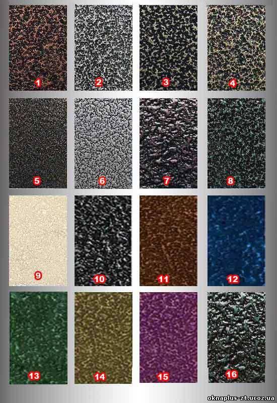 металлические полимерные двери